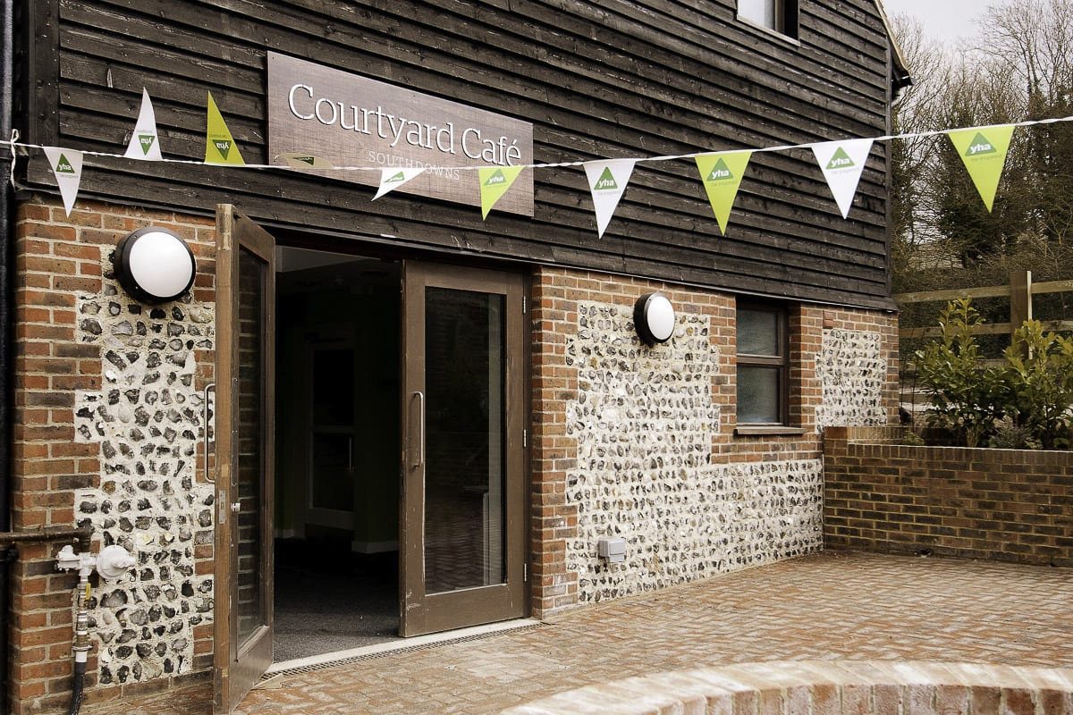YHA South Downs Courtyard