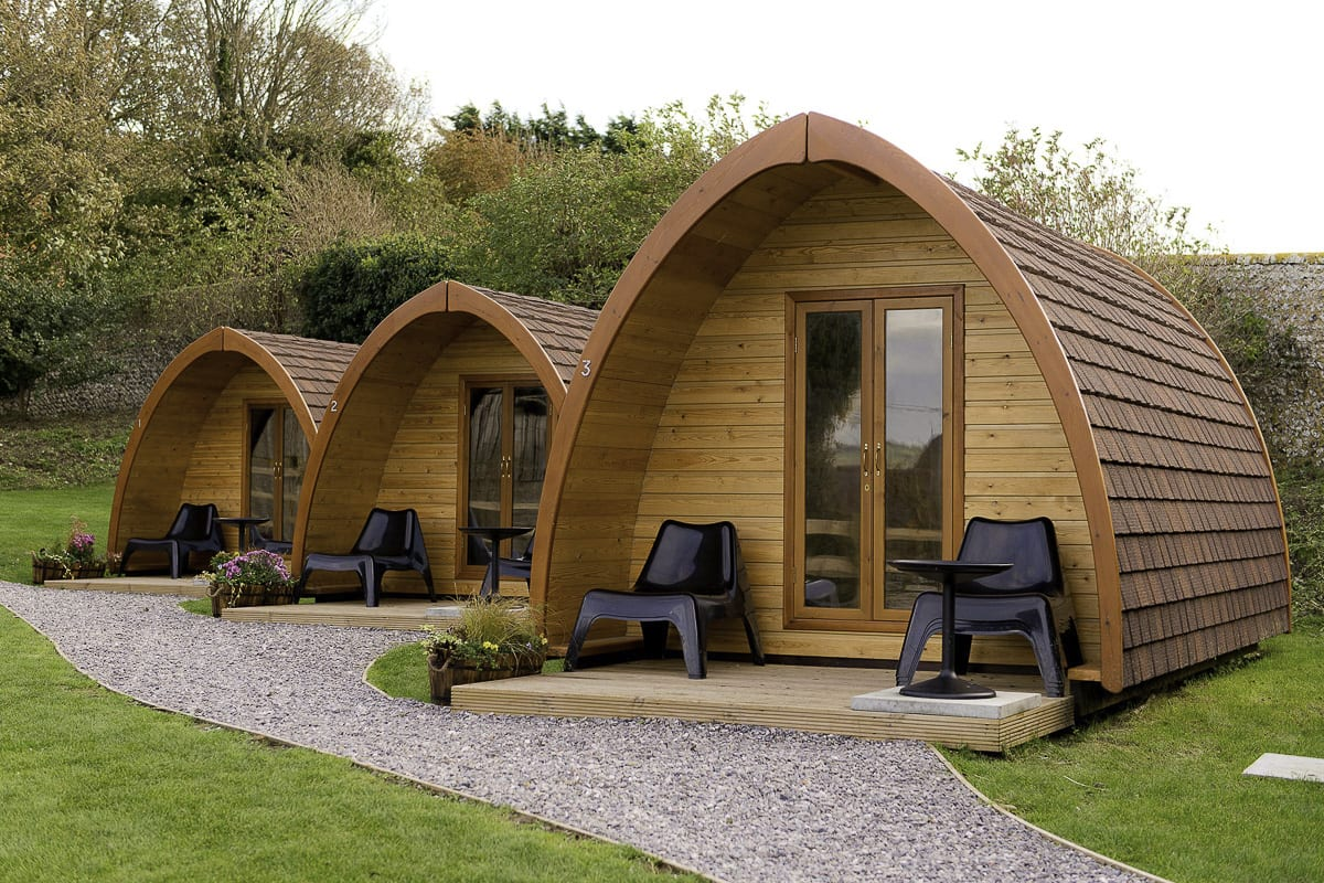 YHA South Downs Camping Pods