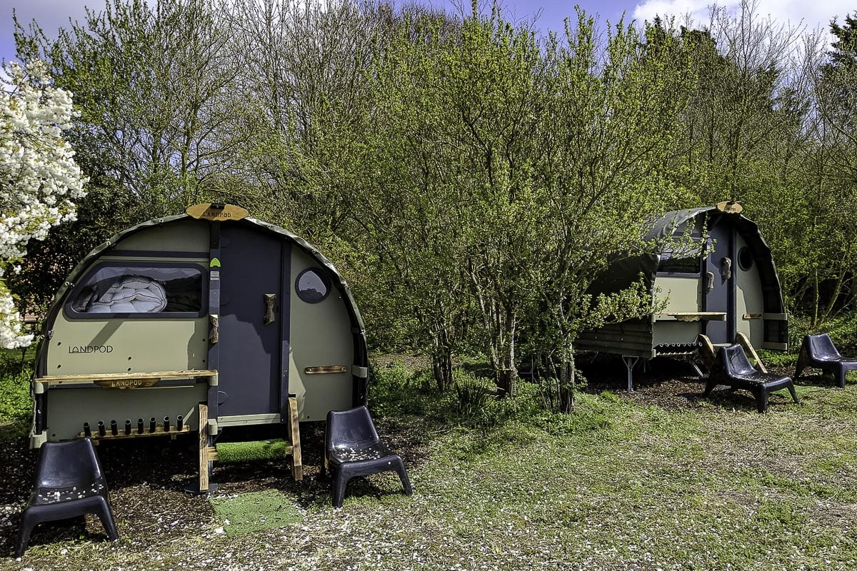 YHA South Downs Landpod