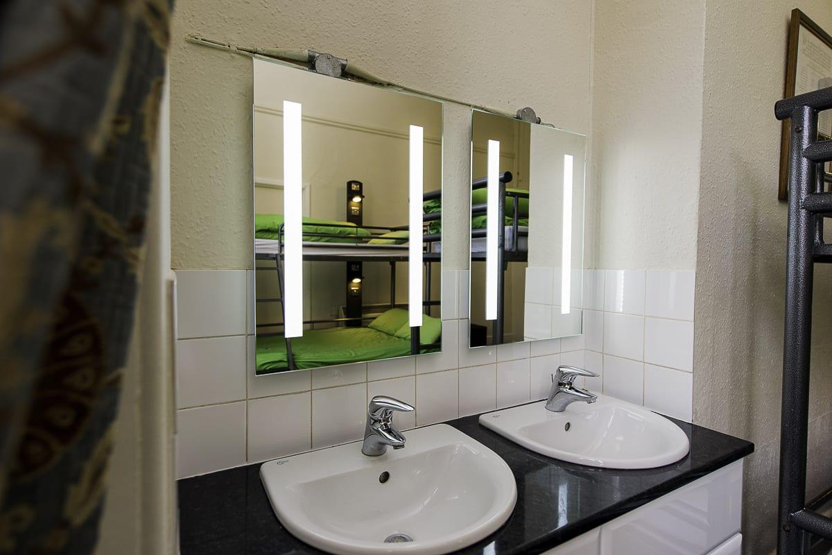 YHA St Briavels Bedroom Sink