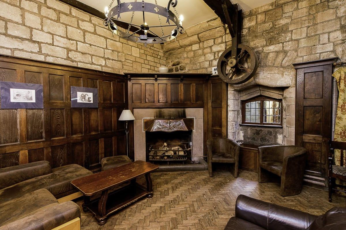 YHA St Briavels Lounge
