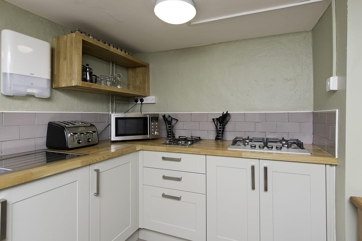 YHA St Davids Kitchen