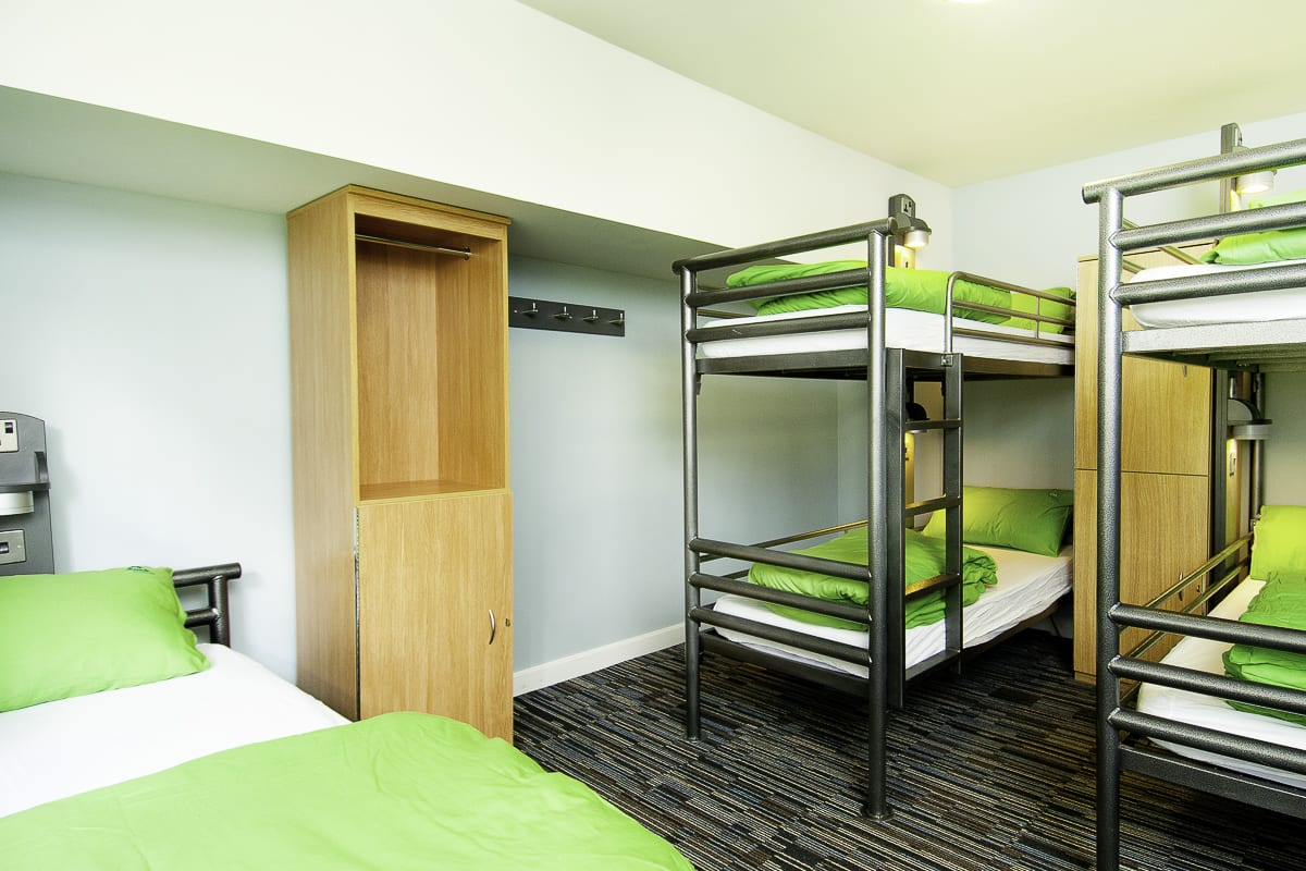 YHA Stratford Upon Avon Bedroom