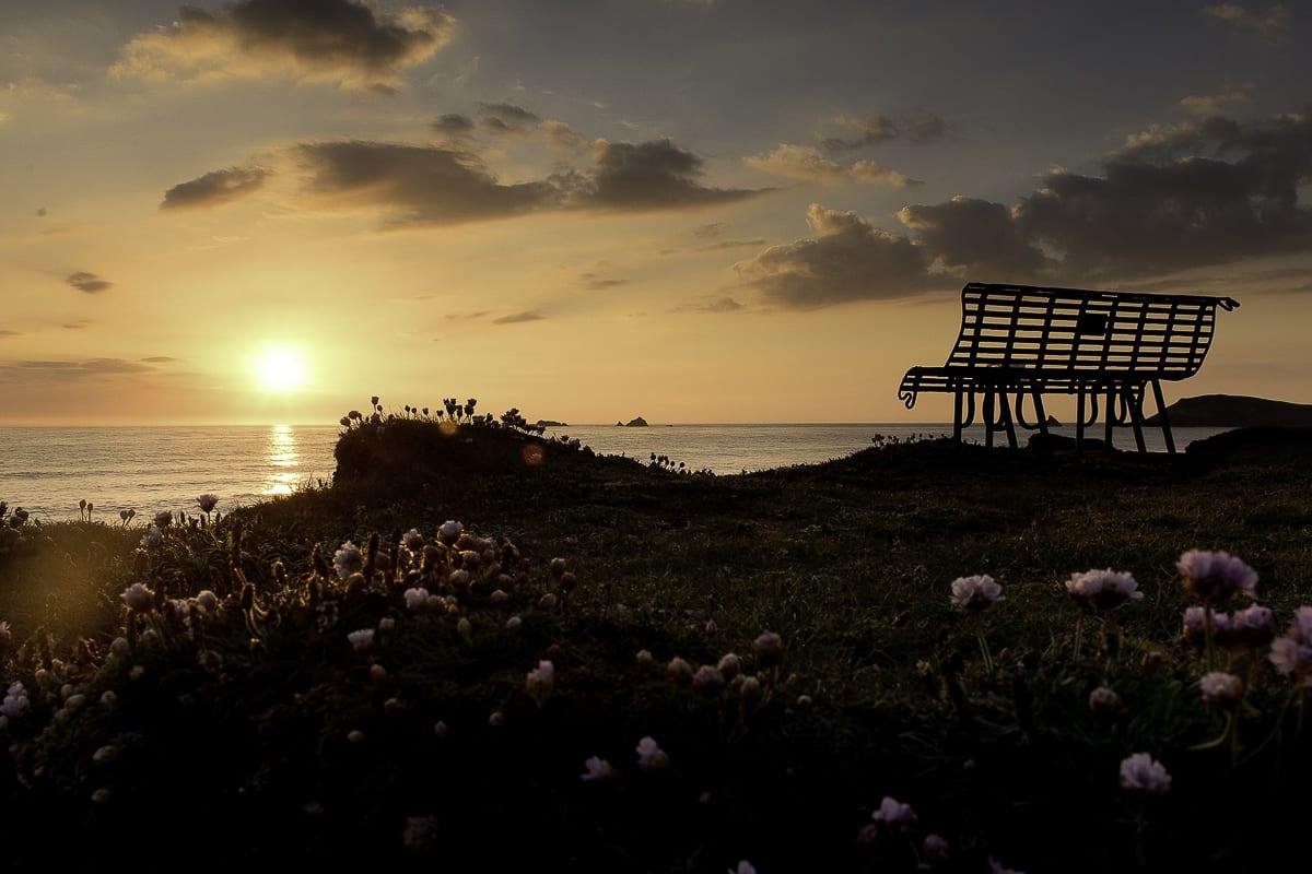 YHA Treyarnon Sunset