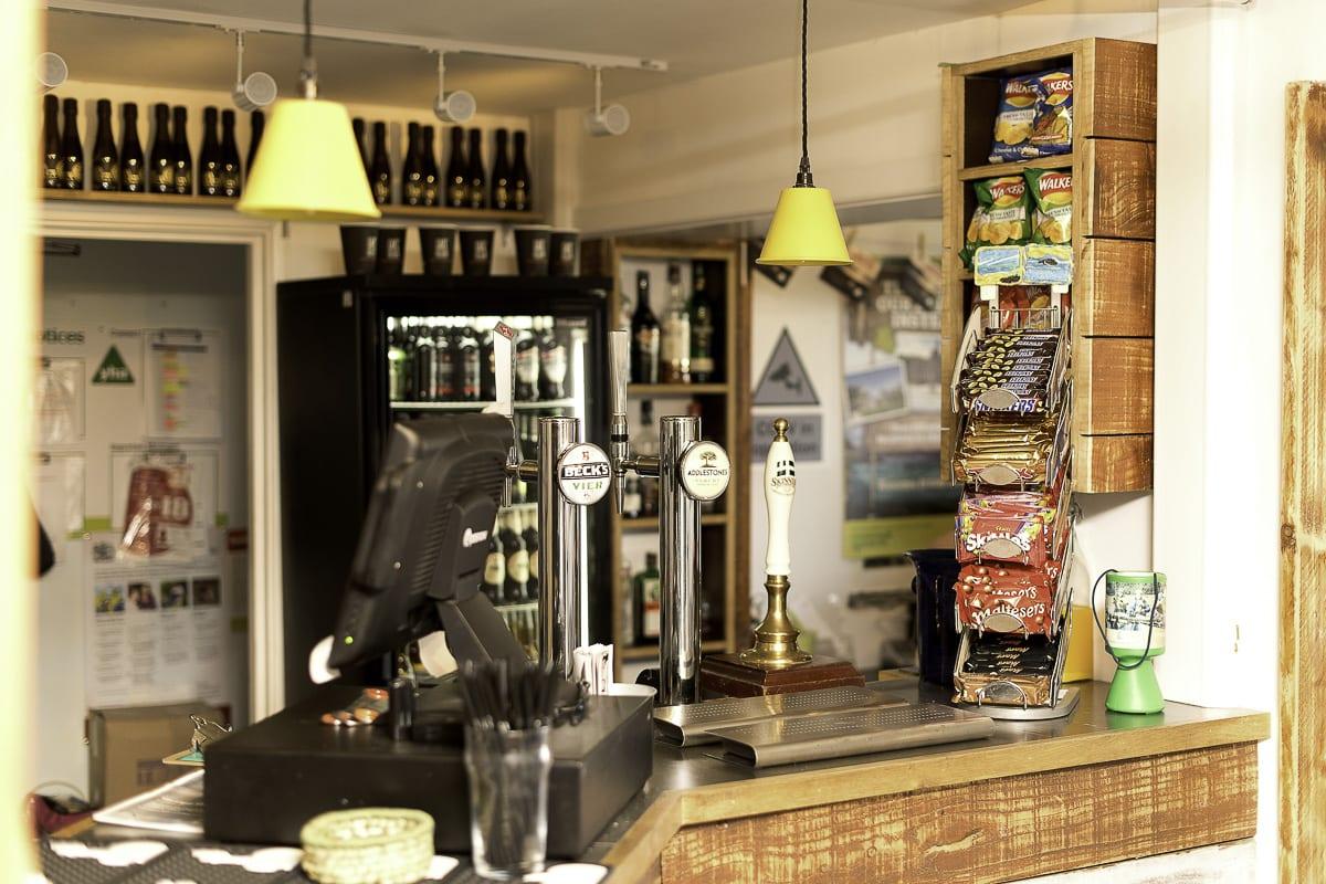 YHA Treyarnon Bar