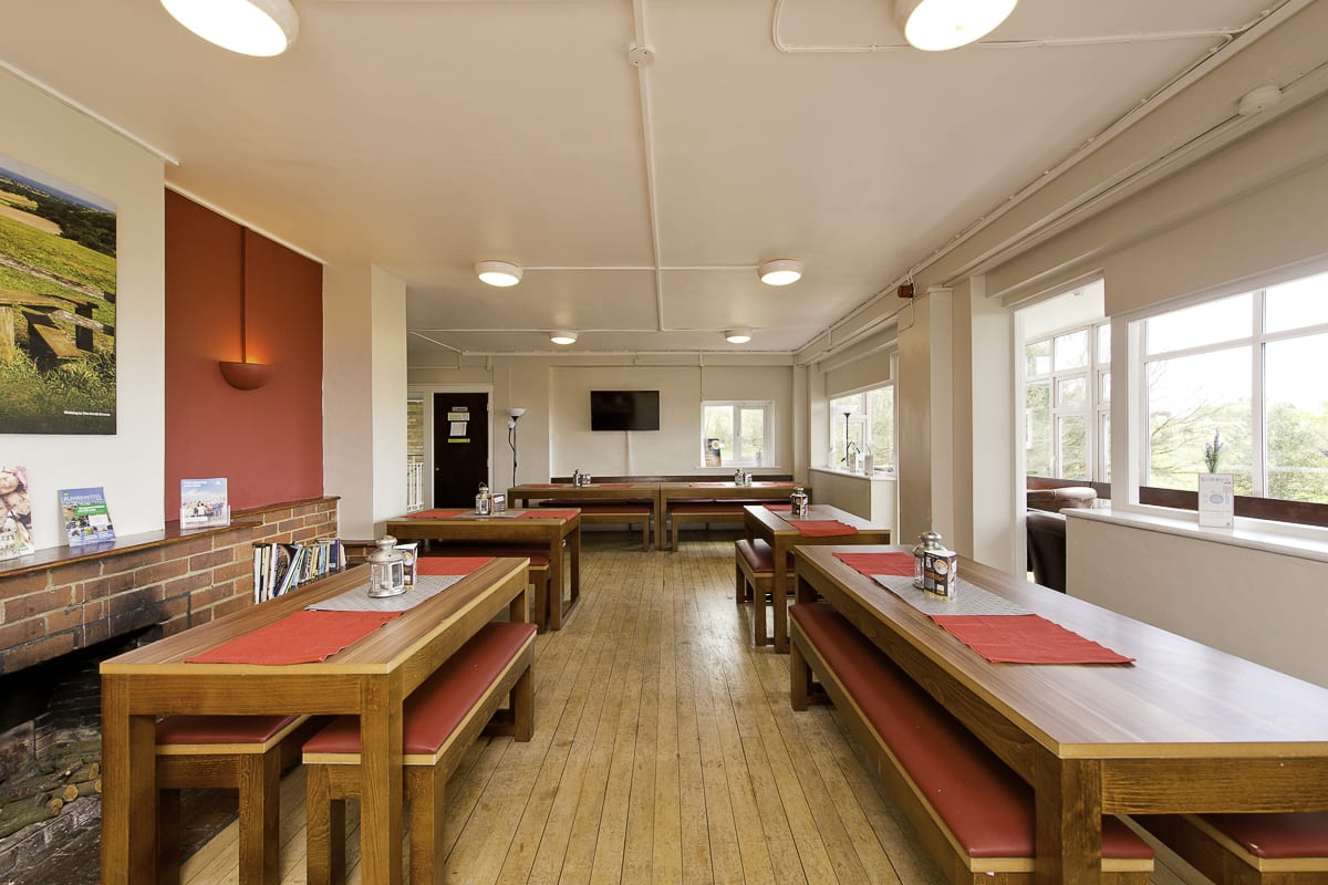 YHA Truleigh Hill Dining