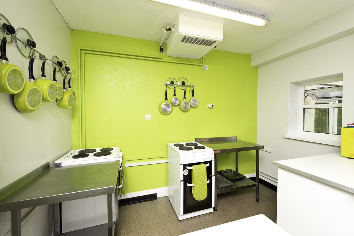 YHA Truleigh Hill Kitchen