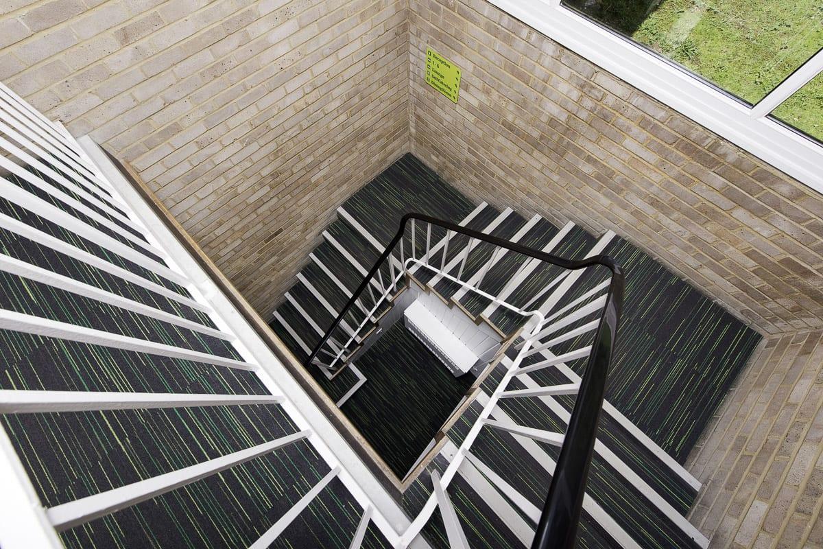 YHA Truleigh Hill Staircase