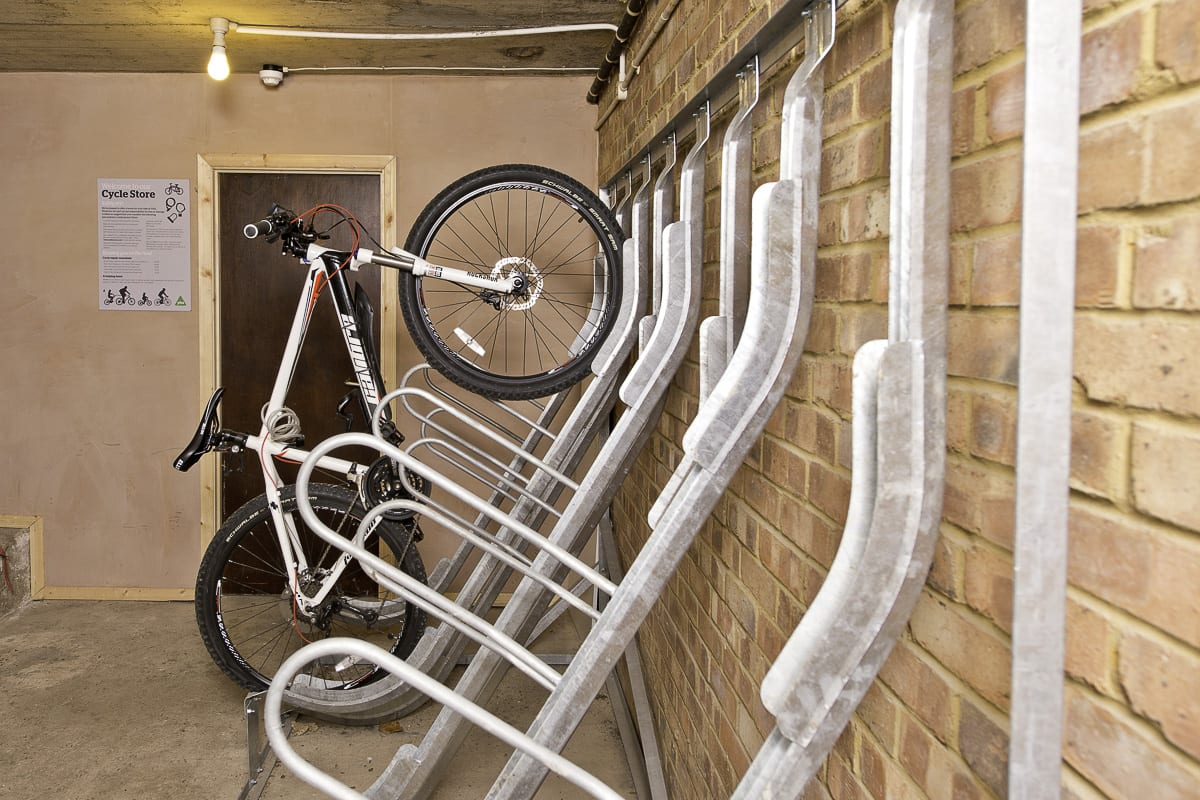 YHA Truleigh Hill Cycle Storage