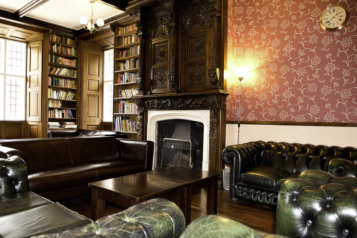 YHA Wasdale Hall Lounge