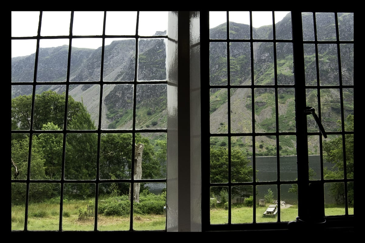 YHA Wasdale Hall View