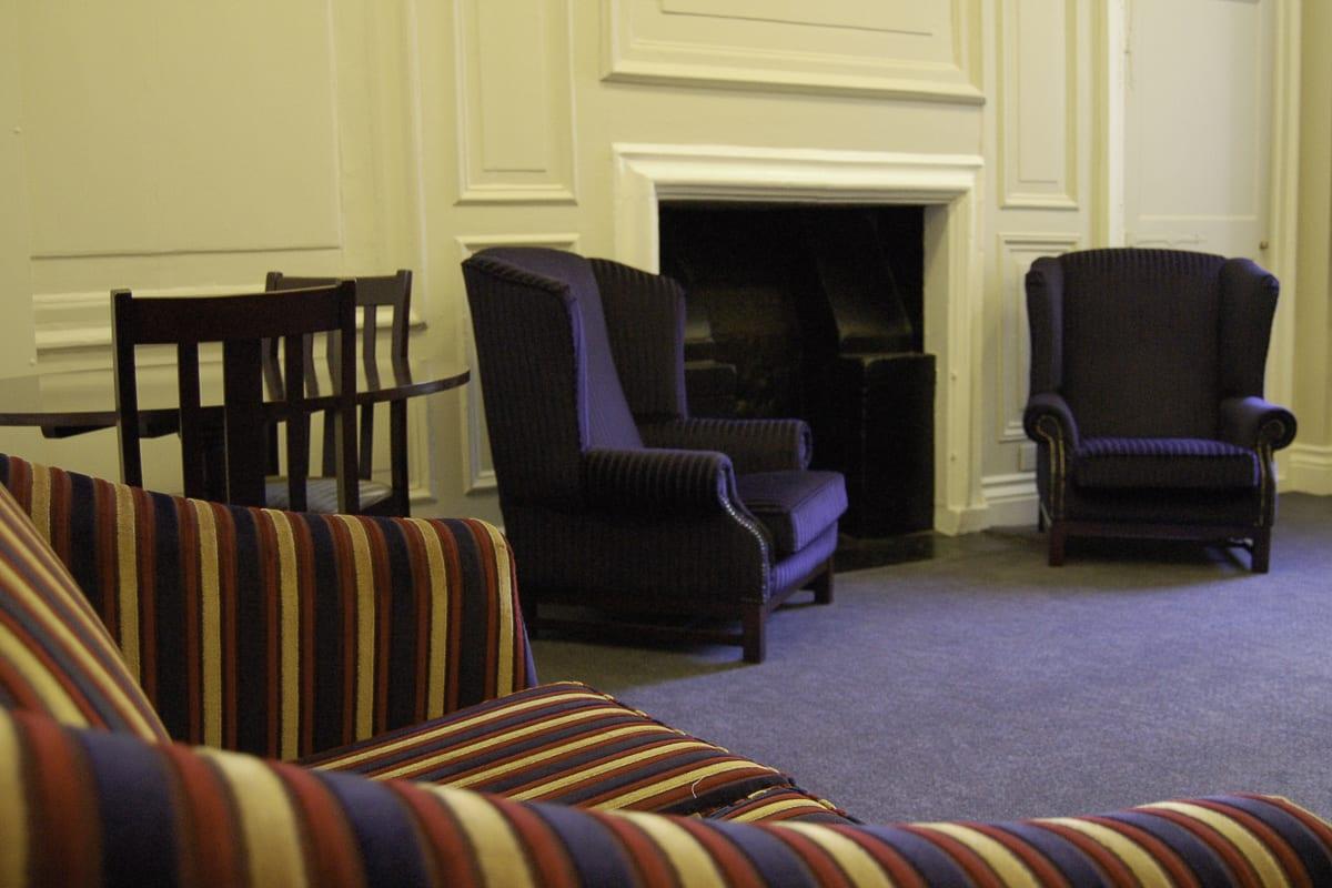 YHA Whitby Lounge