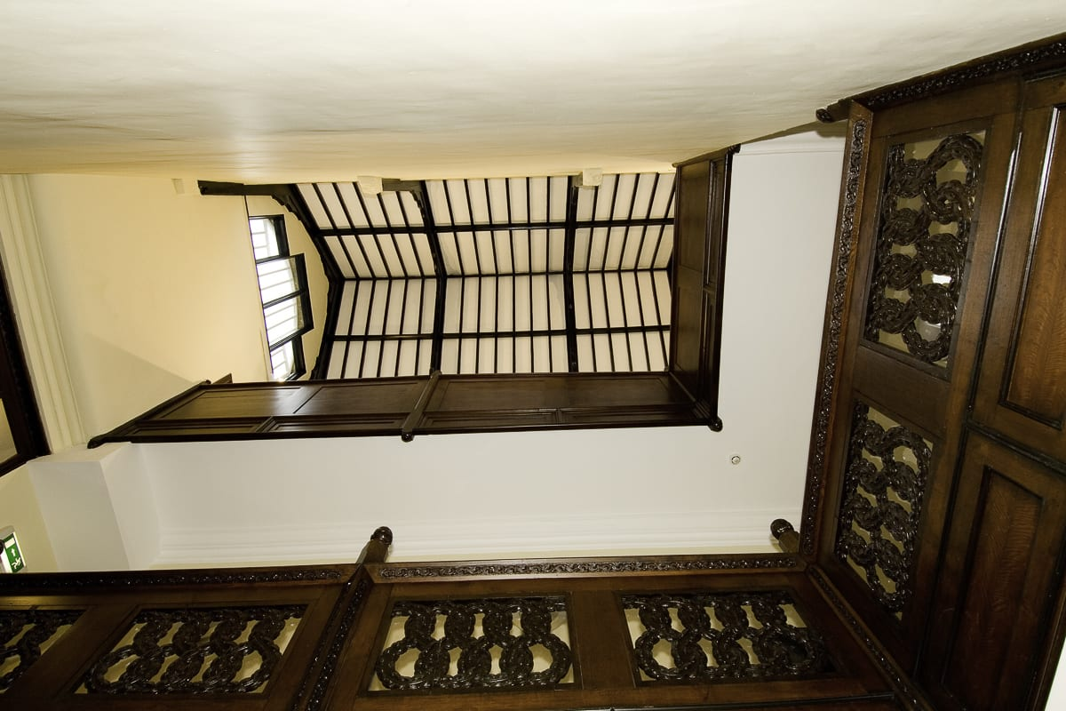 YHA Whitby Staircase