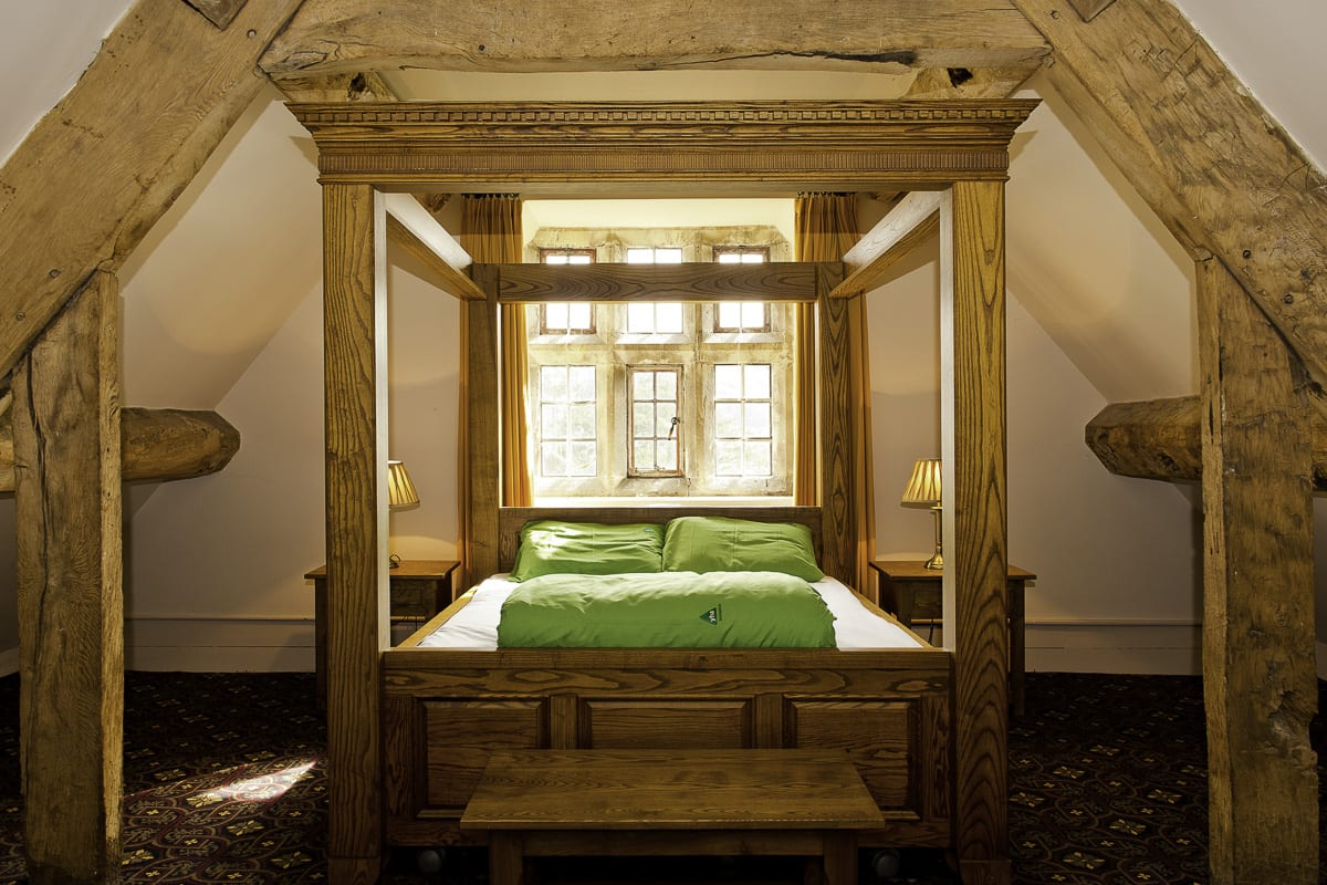 YHA Wilderhope Manor Premium Room