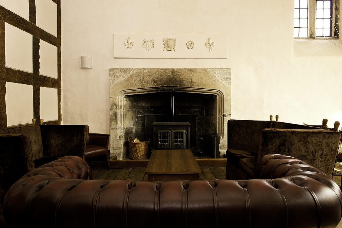 YHA Wilderhope Manor Lounge