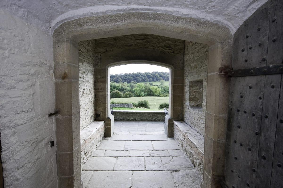YHA Wilderhope Manor Views