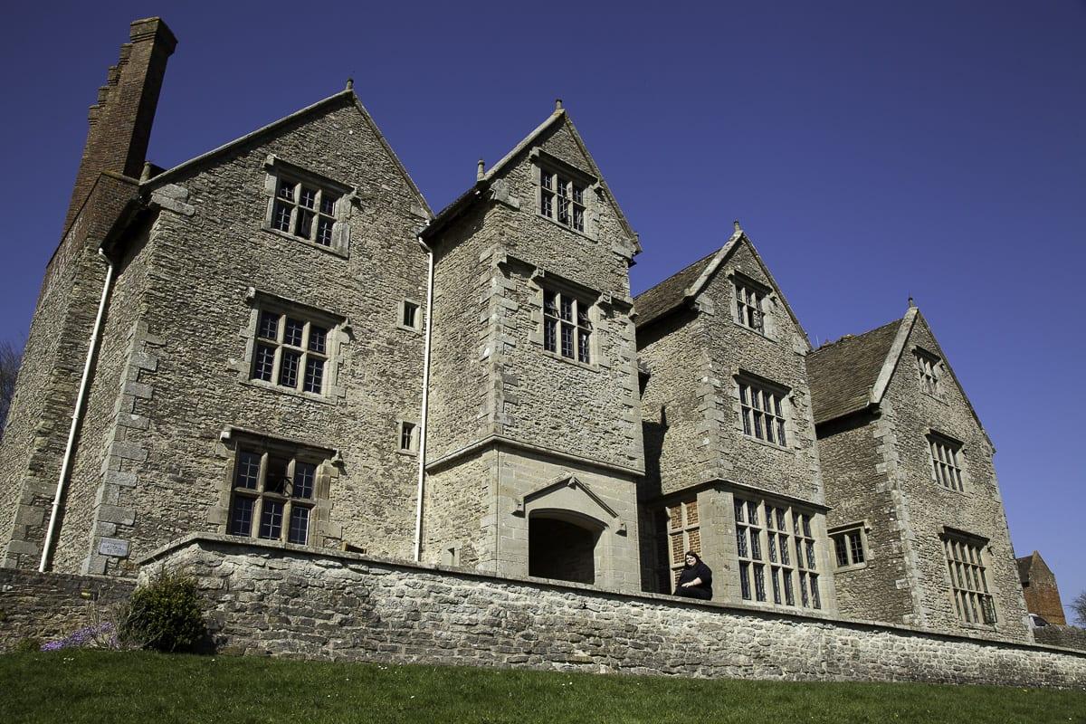 YHA Wilderhope Manor Exterior