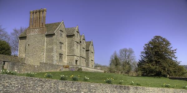 YHA Wilderhope Manor