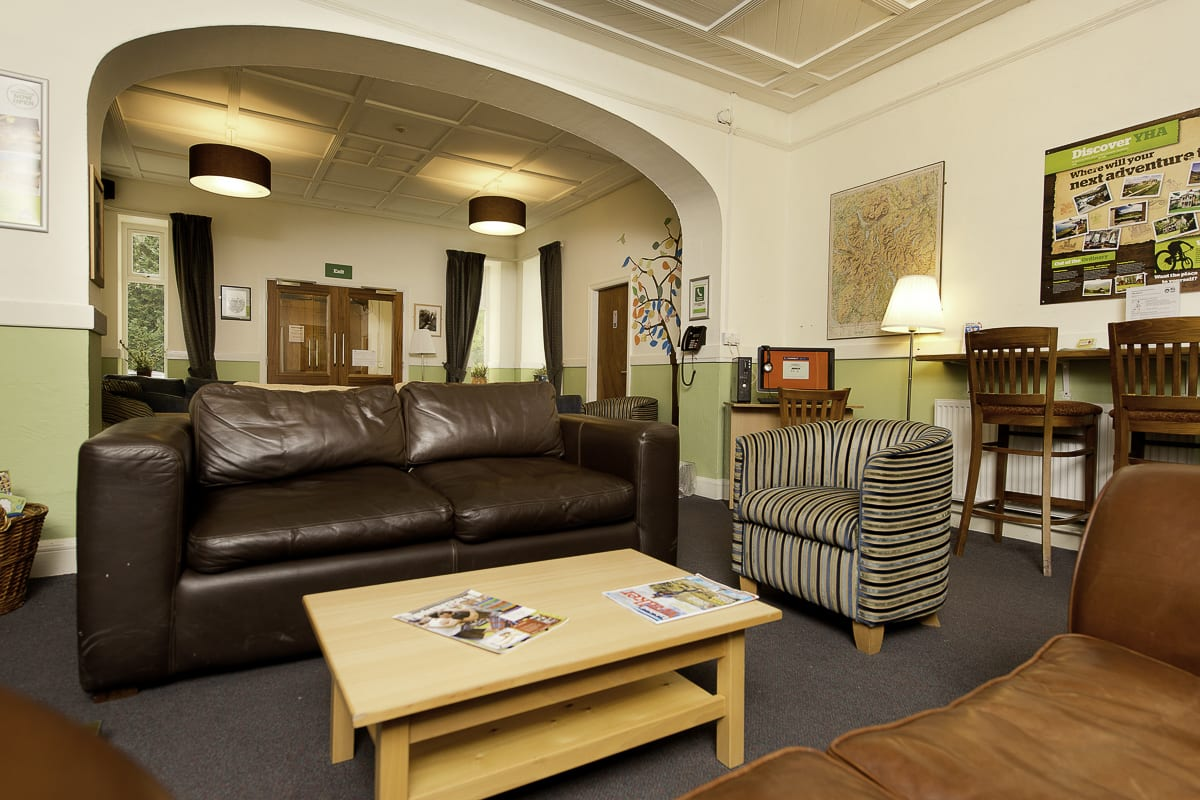 YHA Windermere Lounge