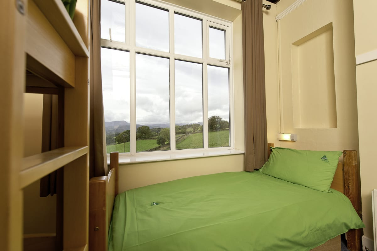 YHA Windermere Bedroom