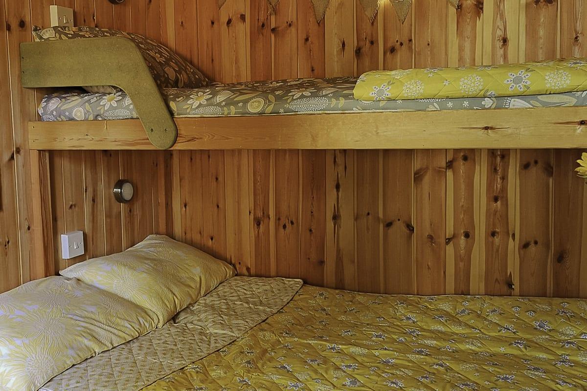 YHA Wooler Bedroom