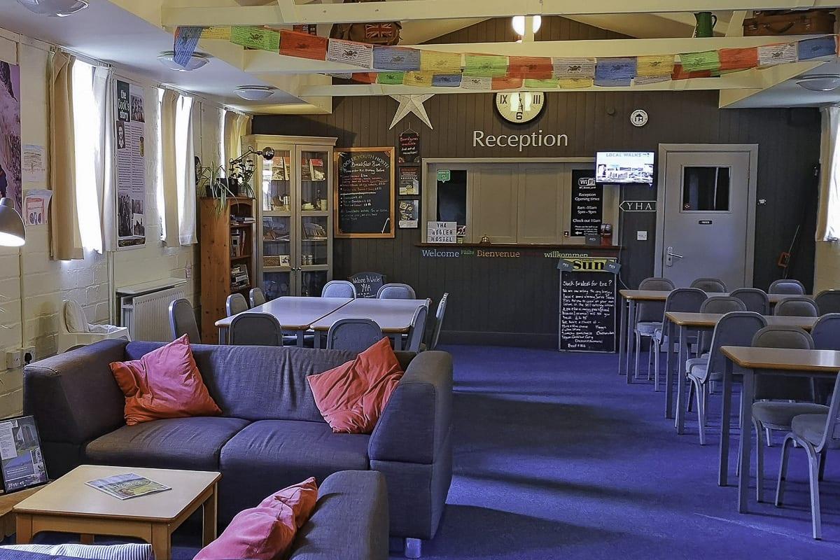 YHA Wooler Lounge