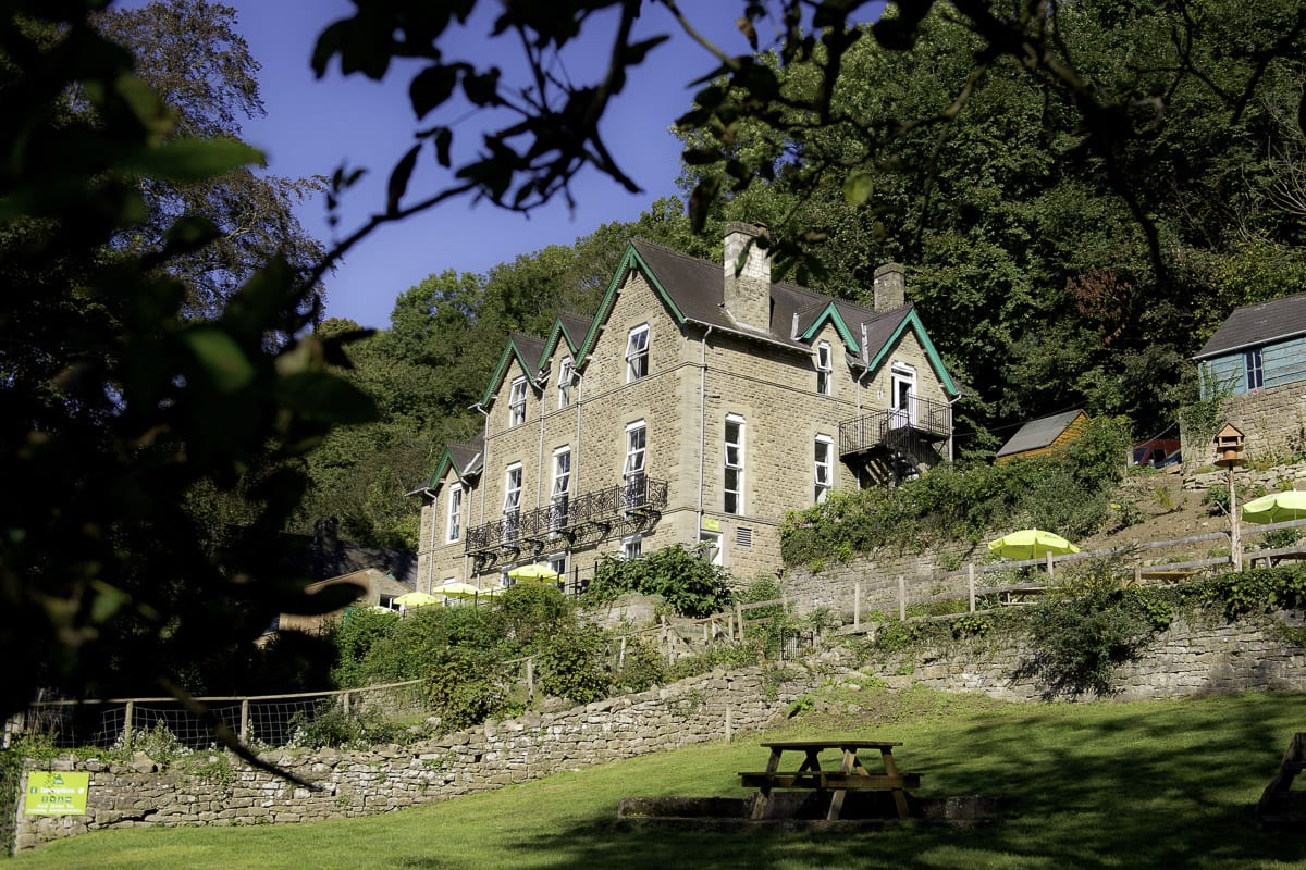 YHA Wye Valley Exterior