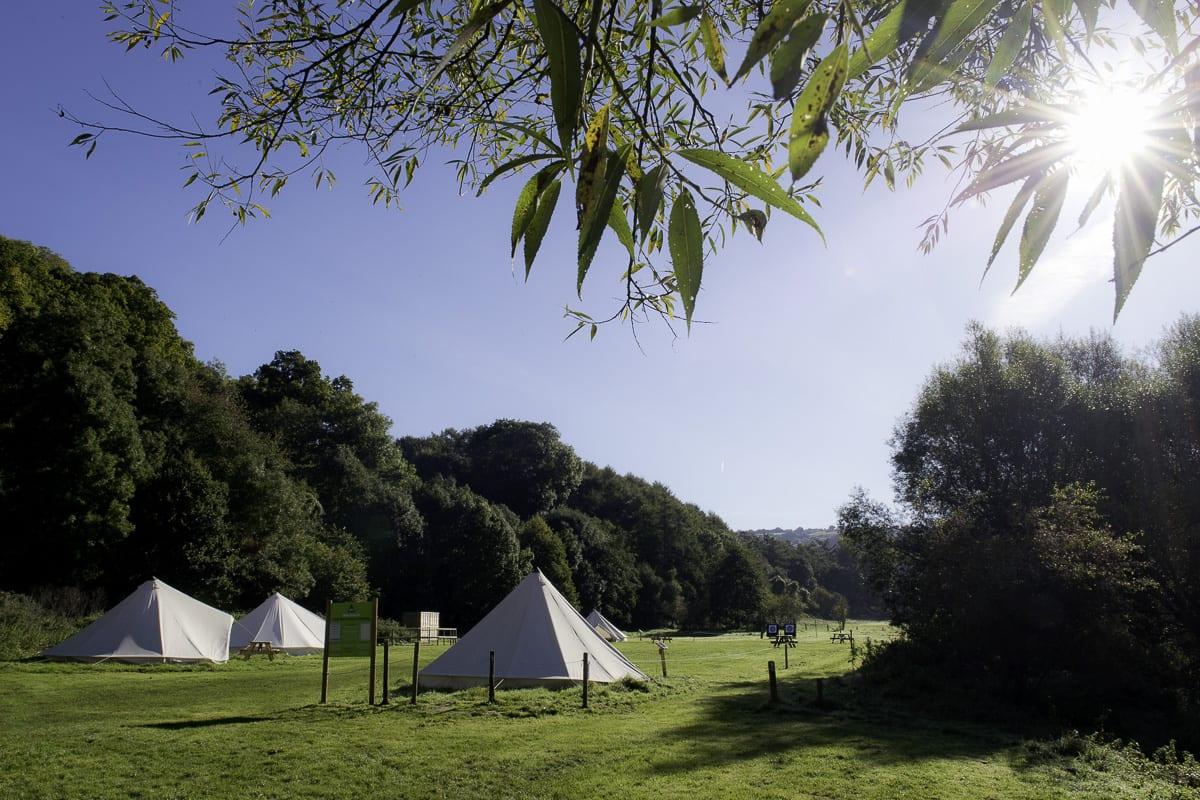 YHA Wye Valley Camping