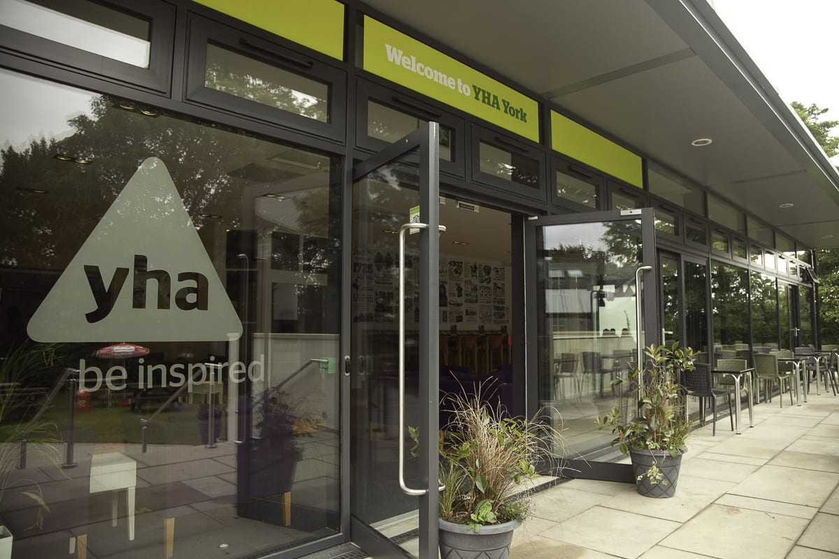 YHA York Entrance