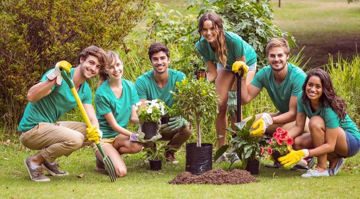 YHA Volunteers