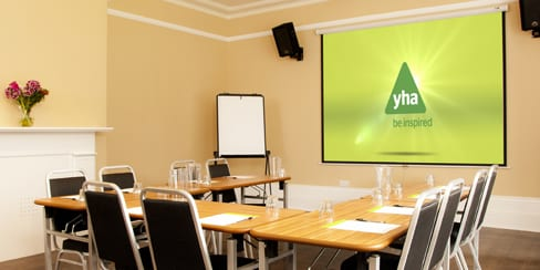 YHA meeting room