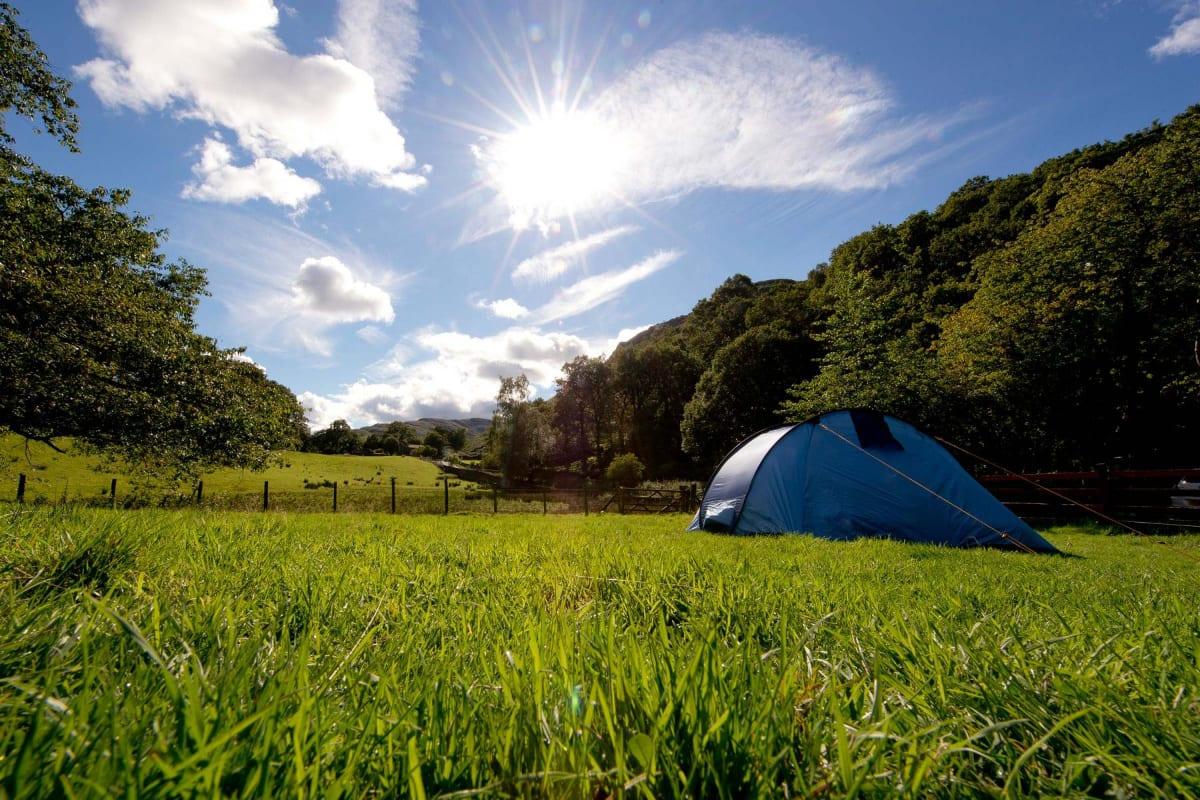 YHA Patterdale camping