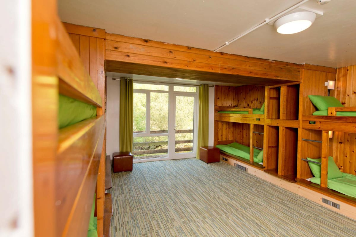 YHA Patterdale dorm room