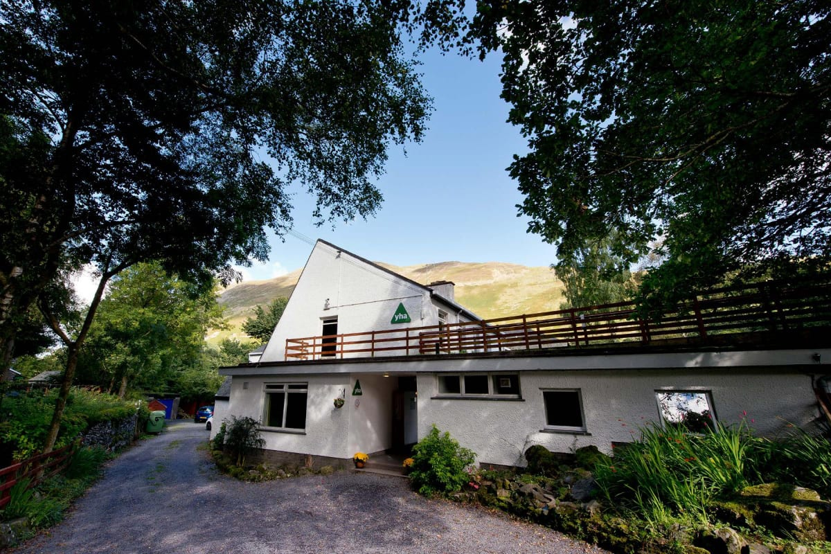 YHA Patterdale exterior front