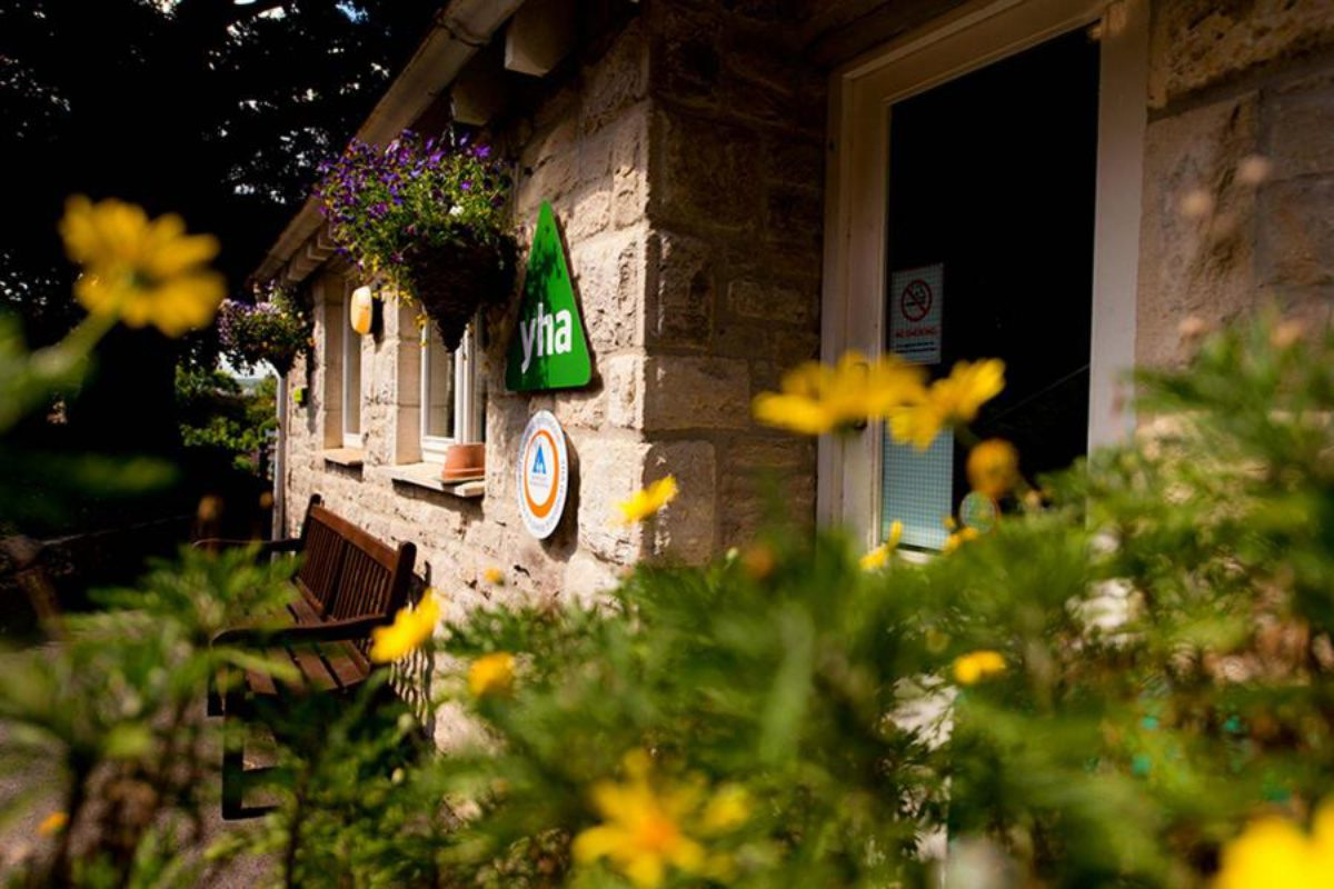 YHA Swanage outside space